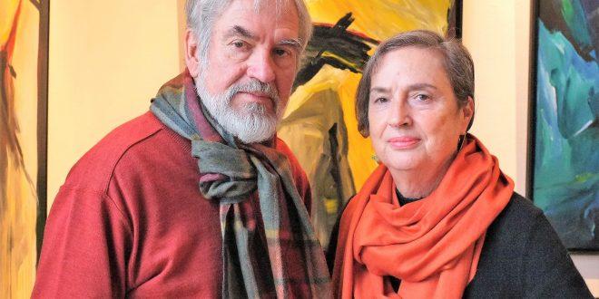 """Im Kulturbunker Emden sind ab 22. März 2019 bis zum 08.06.2019 unter dem Titel """"Jahreszeiten"""", Bilder von Margit und Rolf Hillen zu sehen."""