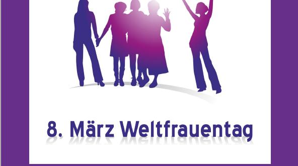 Internationales Frauenfest -Wir sind Vielfalt-