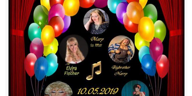 Mary la Mar – Mary's Kesselbuntes am 10. Mai im Kulturbunker ENTFÄLLT!