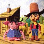 """KUKI – Das Wolfsburger Figurentheater präsentiert am 20.09.19 um 16.00 Uhr im Kulturbunker """"Cowboy Klaus und sein Schwein Lisa"""""""